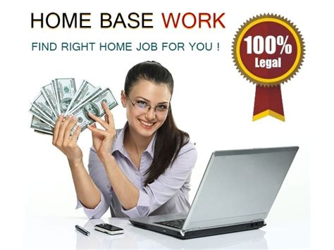 Work From Home Online Part Time - home based job for everyone home based jobs ytrh homejobplacements org