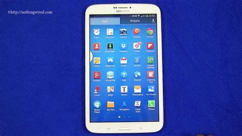 Samsung Tab 3 V Seken samsung galaxy tab 3 8 0 8 inch 311 review complete unboxing on performance