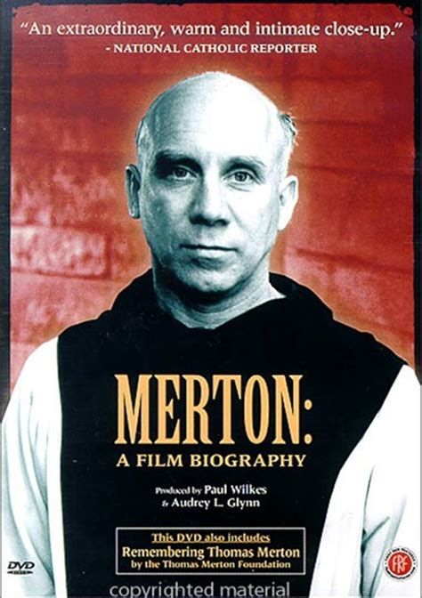 documentary and biography merton a film biography dvd 1984 dvd empire