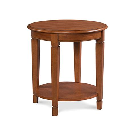 discount accent tables fairfield 4176 28 occasional collection round accent table