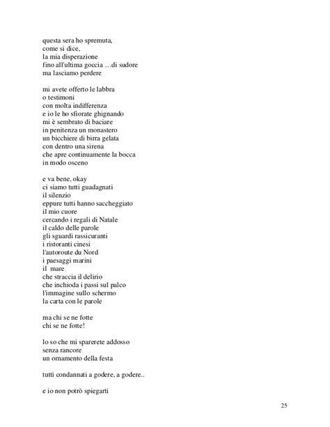 testo goccia a goccia stanziale lyrics