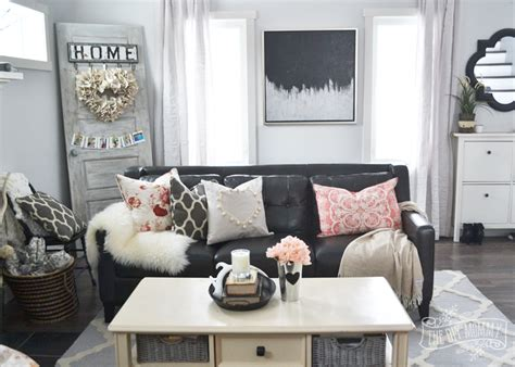 day home decor black blush pink s day home decor ideas diy