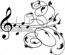 clave de sol y notas musicales archivo im 225 genes