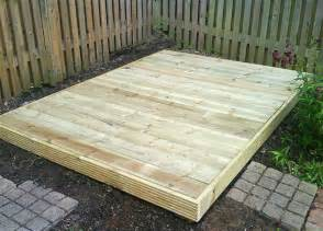 how to build a shed base building a shed base