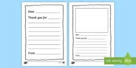 blank letter template word document