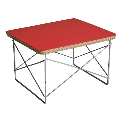 designapplause wire base low tables eames