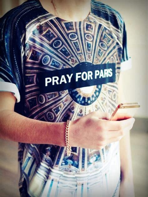 cara edit foto pray for paris shirt dope kaleidoscope pray for paris black t shirt