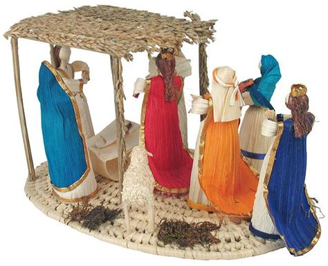 corn husk doll nativity set 79 best images about corn husk nativities and holy