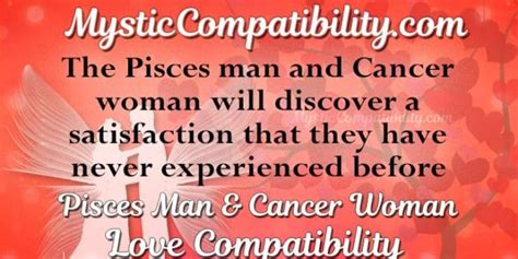 cancer man pisces woman in bed pisces man cancer woman compatibility mystic compatibility