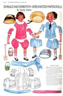 Jointed Paper Doll Template by 17 Best Images About Paper Dolls Jointed On