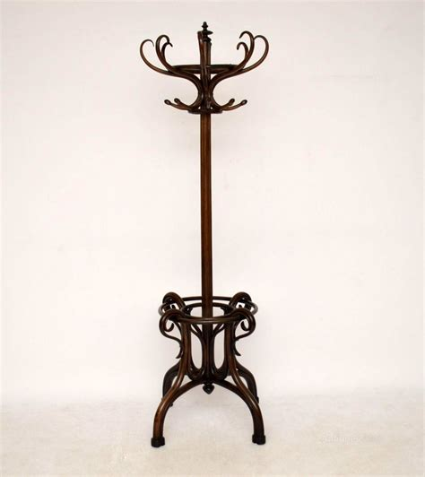 Antique Hat Rack Stand by Antique Bentwood Hat Coat Stand Antiques Atlas