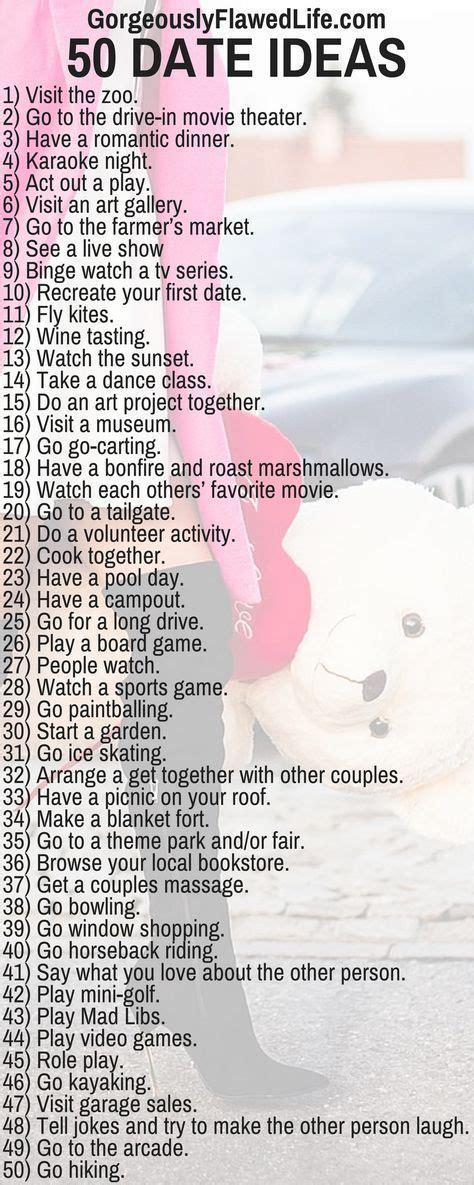 date ideas 25 best fun date ideas on pinterest couple ideas date