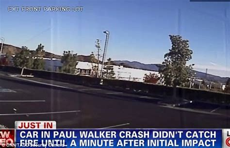 revealed fast furious actor paul walker burned to