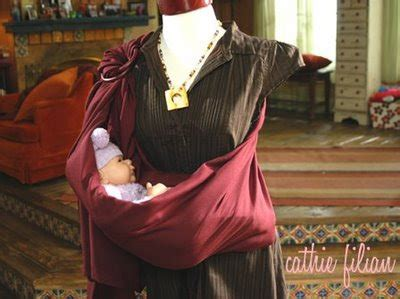 Handmade Baby Sling - baby sling crochet patterns crochet patterns