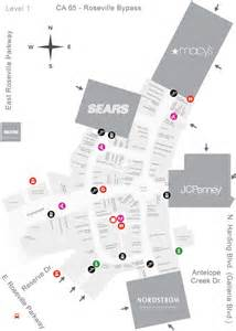 Westfield White City Floor Plan by Westfield Galleria At Roseville Mall Map My Christmas