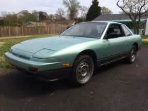 1989 nissan 240sx s13 for sale nissan 240sx 1989 coupe s13 two tone project for sale
