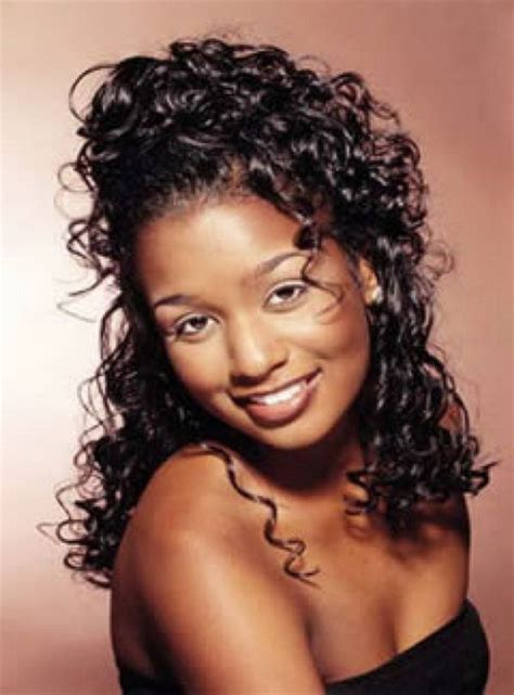 and wavy hair styles for black black hairstyles with weave