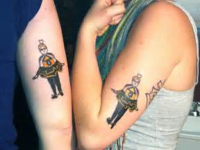 Matching sister tattoos designs and ideas