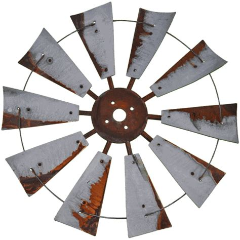 windmill fan 30 quot rustic windmill fan usa scotts decorativewindmills