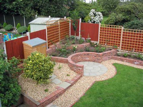 A Sunny Corner A Low Maintenance Solution To An Awkward Corner Garden Design