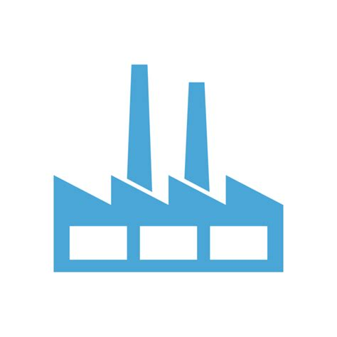factory icon download free icons factory icon free icons easy to download and use