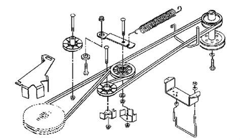 john deere lt belt diagram general wiring diagram