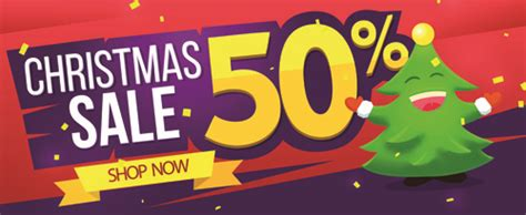 banner layout sle christmas sale banner free vector download 16 433 free