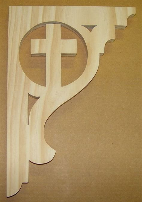 Wood Shelf Bracket Pattern by Best 20 Best Scroll Saw Ideas On Free Scroll