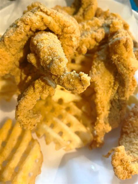 Crispy Baby Fish Asli Wonosobo walk ons broussard louisiana da stylish foodie