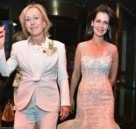 Before And After Homes by Julia Lemigova Married Martina Navratilova Last Month