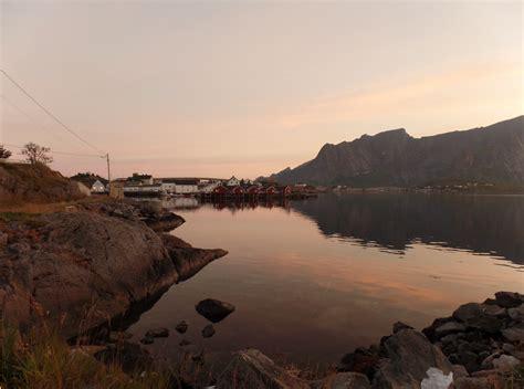 voli interni norvegia norvegia da bergen alle lofoten oltre il rosso dei