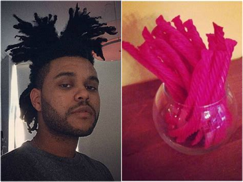 the weeknd s hair 13 foods that look like the weeknd s hair
