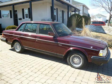 classic volvo sedan volvo 240 classic