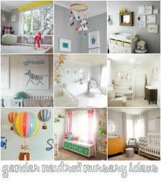 Neutral Nursery Decor Gender Neutral Nursery Decor Inspiration