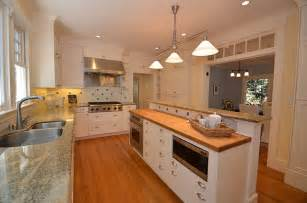split level kitchen island kitchen with split level island traditional kitchen