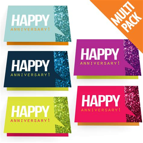 One Year Anniversary Thank You Cards