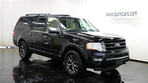 ford expedition el 2017 ford expedition el limited in quincy f104161