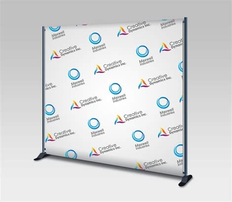 Step And Repeat Event Backdrops For The Red Carpet Signazon Step And Repeat Banner Template