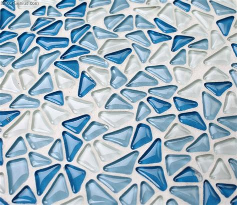 modern 3d wall tiles blue pebble style home decor wall tile modern