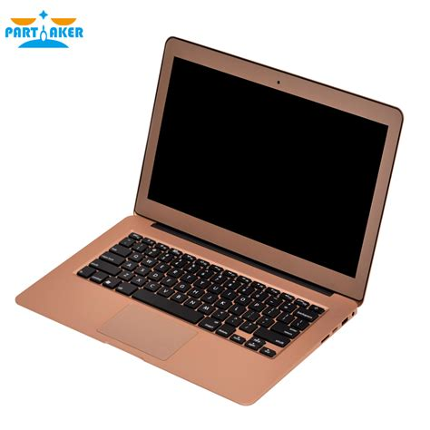 Laptop I3 Ram 4gb 13 3 inch laptop ultrabook notebook computer fanless 4gb ram 128gb ssd usb 3 0 5th i3 5005u