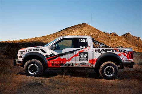 ford baja truck 2017 ford f 150 raptor to go desert racing