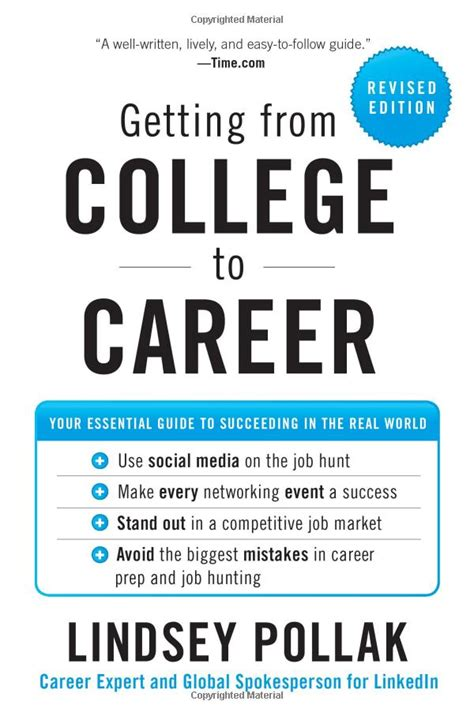career advice books for millennials pollak