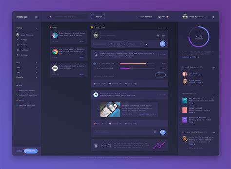 ui pattern video free dashboard ui design psd css author
