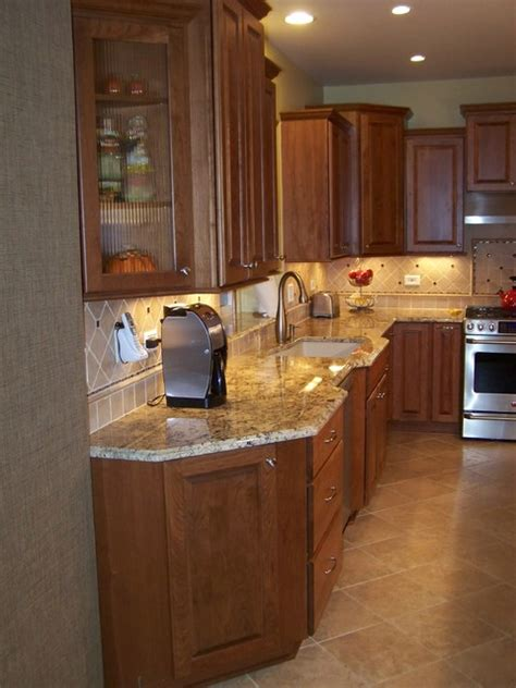 angled kitchen cabinets berg traditional kitchen chicago by jandb kitchen