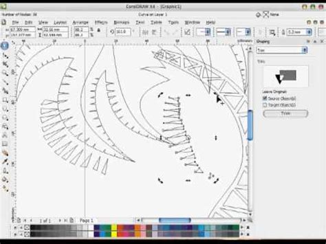 tutorial corel draw x3 pdf bahasa indonesia tutorial corel draw youtube