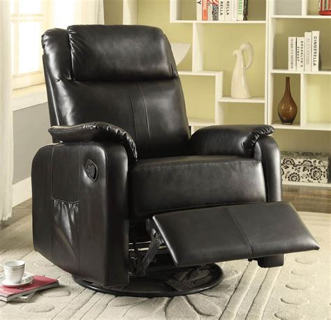 coaster swivel recliner coaster 600042 swivel glider recliner brown 600042 at