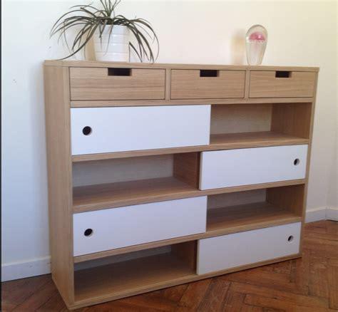 etagere de rangement avec tiroir