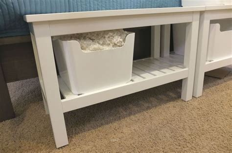 ikea hemnes storage bench hemnes bench white the morning solid pine and end of