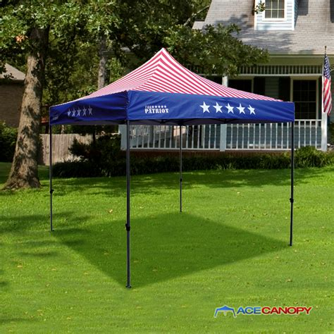 Pop Up Gazebo The Patriot Pop Up Gazebo Tent