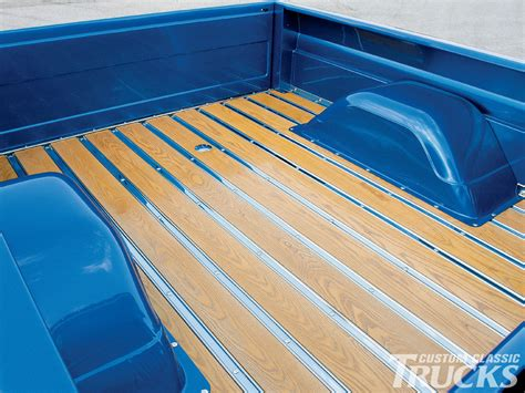 chevy truck bed wood bed kit for 1970 gmc pickup html autos post